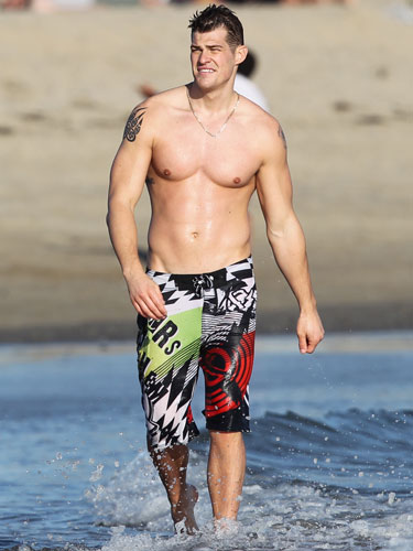 You don t really know Greg who Greg Finley Shirtless